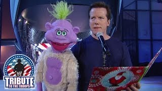 Video Jeff Dunham meets Big Show: Tribute to the Troops 2013 MP3, 3GP, MP4, WEBM, AVI, FLV Agustus 2017