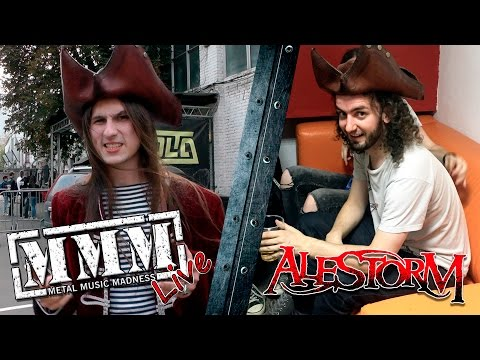 MMM Live - Alestorm смотреть онлайн