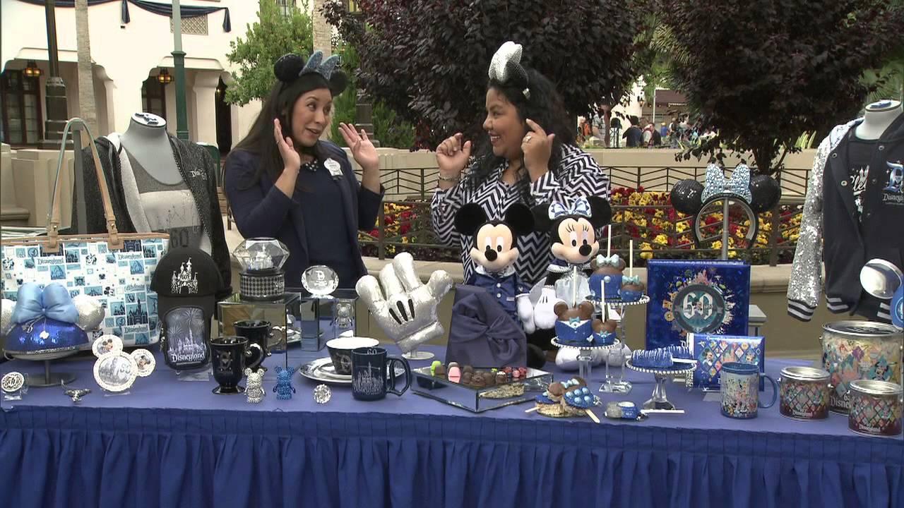 Prepárate para Brillar – Video de la Mercancía del Aniversario 60 de Disneylandia