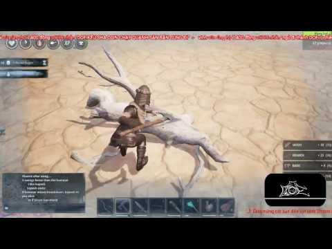 Conan Exiles ..!!Update mới đầy sự  thích thú. Nỗ lực với 1 mục tiêu...!!