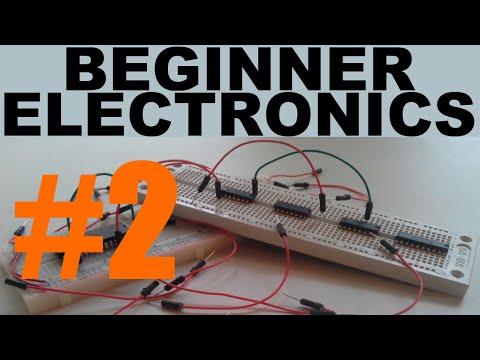 Beginner Electronics – 2 – AC vs. DC