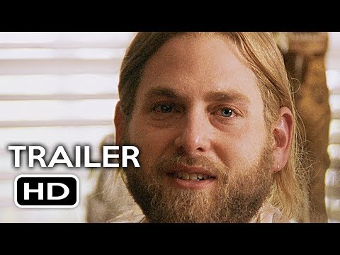 Don't Worry, He Won't Get Far on Foot Official Trailer #2 (2018) Jonah Hill, Jack Black Movie HD