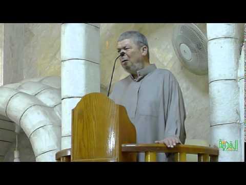 خطبة الجمعة لفضيلة الشيخ عبد الله 10/10/2014