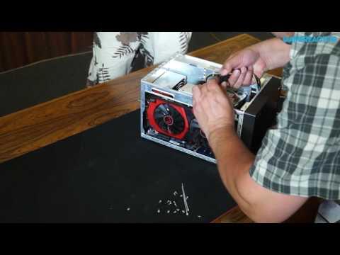 PC Build - Shuttle Cube, MSI & Hyper X