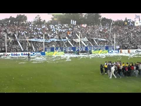 Video - Recibimiento Talleres SP Birgen 9-4-11 - La Fiel - Talleres - Argentina
