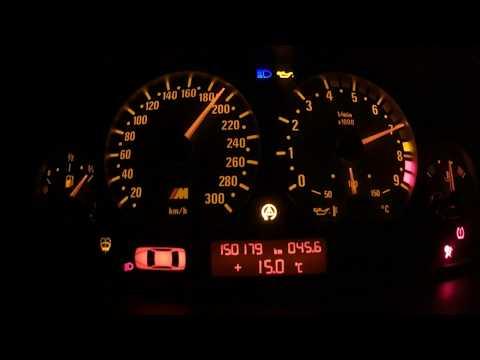 E46 M3 Kompressor -- endlich Ladedruck + neue 100-200 kmh Zeit --