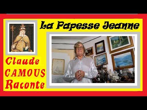 La Papesse Jeanne : «Claude Camous Raconte» l'unique femme Pape, entre mythe et réalité…