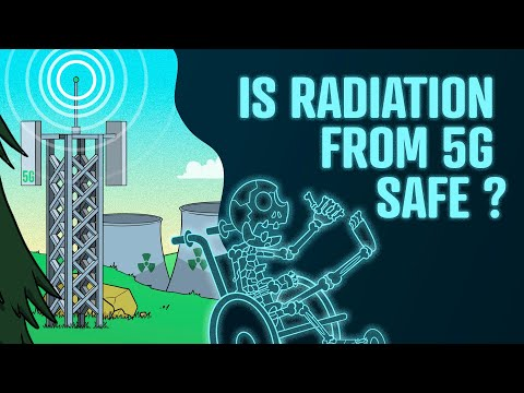 Is radiation from 5G safe?