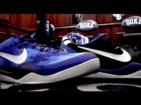 0 Duke Blue Devils 2012 2013 Game Sneakers