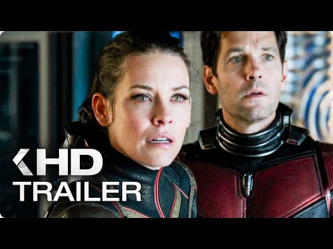 ANT-MAN AND THE WASP Trailer 2 (2018)