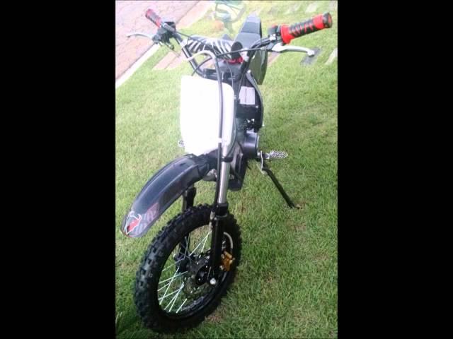 mini moto cross 125cc pr sries dxr. Black Bedroom Furniture Sets. Home Design Ideas
