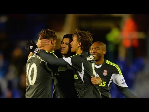 stoke - Watch all the goals and the penalty shoot-out from Stoke City's win in the thrilling Capital One Cup Fourth Round tie with Birmingham City at St Andrews. Ext...