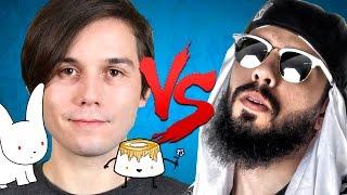image of Gato Galáctico VS. Mussoumano | Batalha de Youtubers (Prod. Wzy)