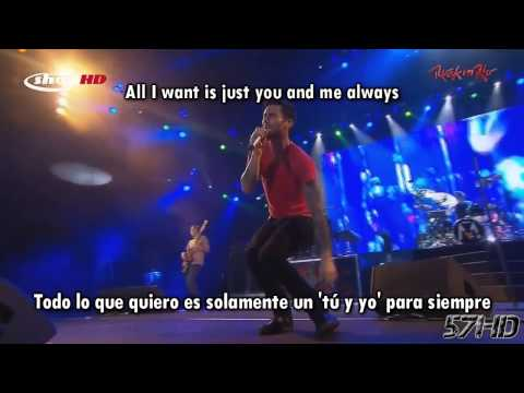 Maroon 5 - Stutter HD Video Subtitulado Español English Lyrics