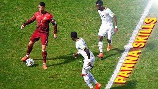 How To Humilate Your Opponent With Crazy Nutmeg&Panna Soccer Skill Like CR7/Neymar/Séan Garnier