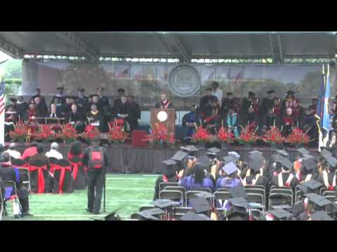 122nd DSU Commencement Part1