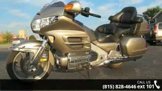 4. 2002 Honda Gold Wing  ABS Touring - Honda Northwest - Cry...