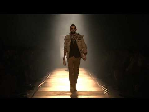 Video: White Mountaineering Spring/Summer 2012 Runway
