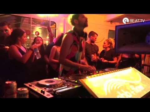 Atish - Ebb + Flow's Sunset Debauchery Boat Party 2018 (BE-AT.TV)