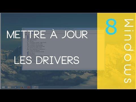 Mettre à Jour ses Pilotes/Drivers [Windows 8.1/7/XP]
