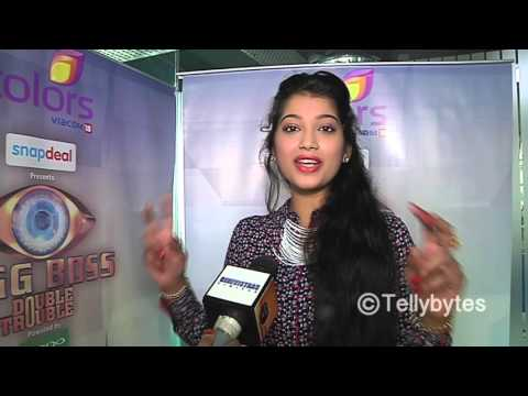 Bigg Boss 9 Double Trouble Digangana is SCARED of