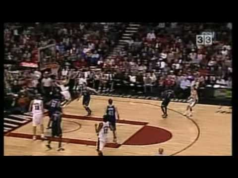 Rudy Fernandez rookie season highlights