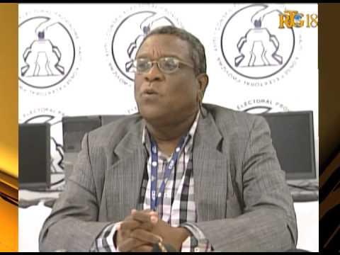 Haïti / Élection.- Le CEP présente l'état d'avancement du processus