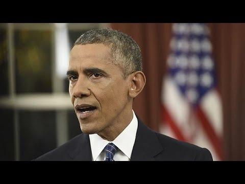 Μπαράκ Ομπάμα: «Χρέος μου να προστατεύσω τις ΗΠΑ»
