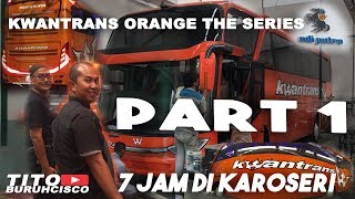 Video twist and turn when buy a new bus at adiputro caroseries | PART 1 MP3, 3GP, MP4, WEBM, AVI, FLV Juni 2018