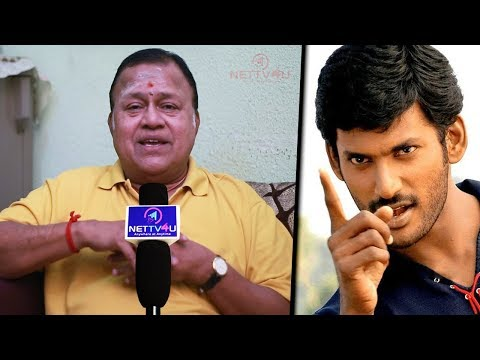 Vishal Won The Elections Using Money : Radha Ravi Open Interview On FEFSI Issue & Producer Council