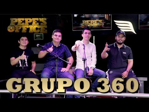 GRUPO 360 ENTREVISTA DESDE CULIACÁN SINALOA - Pepe's Office - Thumbnail