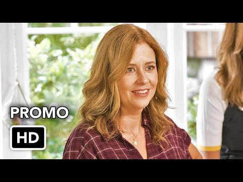"Splitting Up Together 2x03 Promo ""Freaks and Creaks"" (HD) Jenna Fischer comedy series"