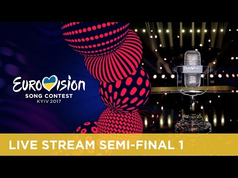 Eurovision Song Contest 2017 - First Semi-Final - Live (видео)