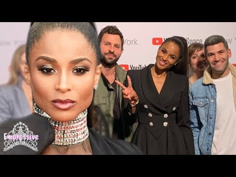 Ciara Gets Criticized For Having No Diversity On Her Team | Beauty Marks Album Review
