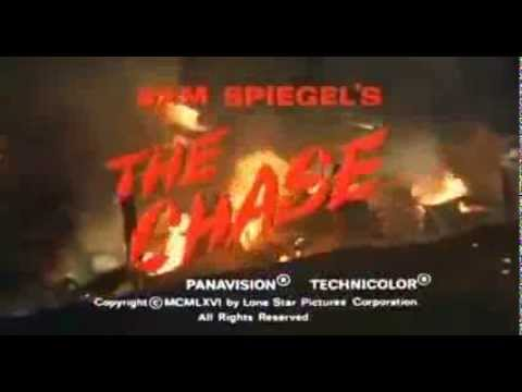 THE CHASE (1966) Trailer