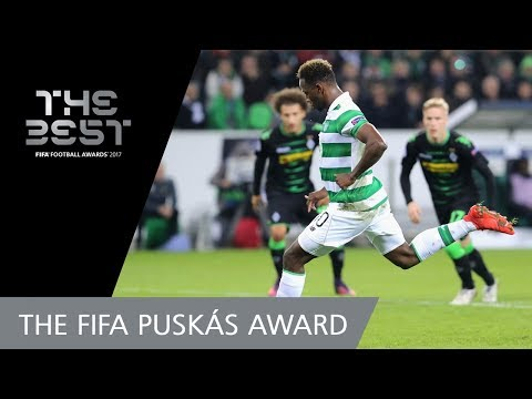 Moussa DEMBELE - FIFA PUSKAS AWARD 2017 - NOMINEE - VOTING CLOSED!