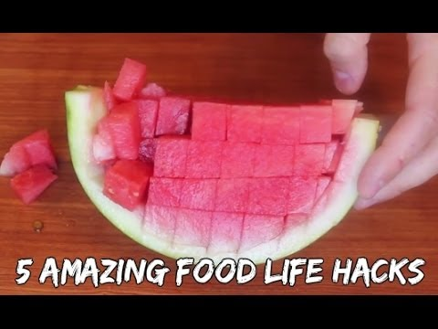 5 Amazing Food Life Hacks Everyone MUST Know!
