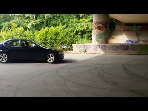 BMW E46 320i Drift