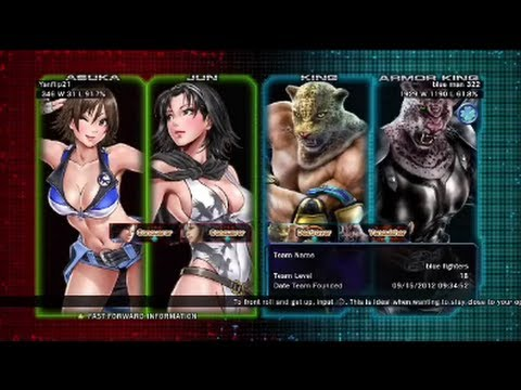 Tekken - 0:00 Yanflip21 ( Jun X Asuka ) VS blue Man 322 ( Armor King X King ) 3:43 Yanflip21 ( Jun X Asuka ) VS blue Man 322 ( Armor King X King ) Tekken Tag Tourname...