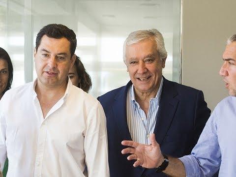 Javier Arenas propone un premio internacional en honor a Miguel Ángel Blanco