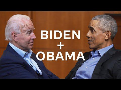 A Socially Distanced Conversation: President Barack Obama and Vice President Joe Biden