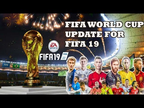 FIFA WORLD CUP UPDATE FOR FIFA 19-CPY  + NEW FROSTY MOD MANAGER (1.0.5.3)