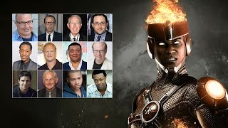 """The Voices of Ronnie Raymond, Jason Rusch, Jefferson """"Jax"""" Jackson and Martin Stein, who make up FirestormWhich Is Your Favorite Firestorm Voice?For More Comparing The Voices - https://www.youtube.com/playlist?list=PLEX-pRIMnN4Dsnye8NVhEzt9d0TaZzeOERemember to Like/Comment/Subscribe"""