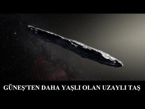 Güneşten Daha Yaşlı Olan Uzaylı Taş Hypatia