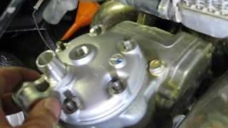 9. CR250 Repair