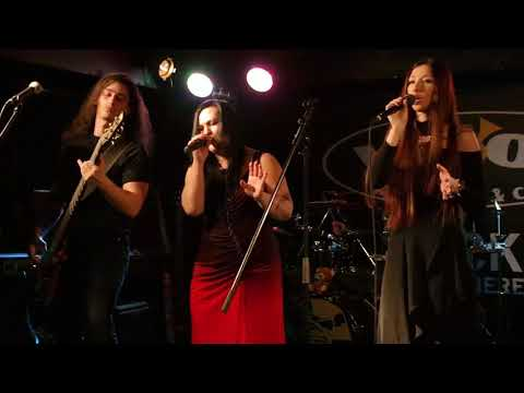 Finnlandia (Nightwish tribute) - FINNLANDIA (Nightwish tribute) - Ever Dream, live @ Vagon, Praha