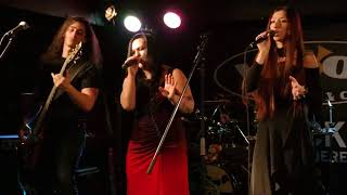 Video FINNLANDIA (Nightwish tribute) - Ever Dream, live @ Vagon, Praha