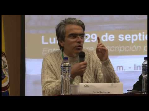 Instalación Seminario Internacional Moneda, Protección Social y Economía Popular. ''.