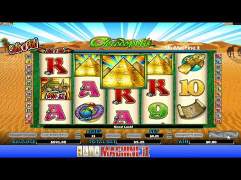 Crocodopolis Slot Machine Review - Slotmachine.it