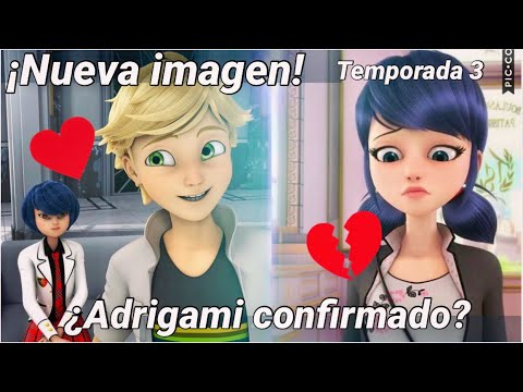 Imagenes para enamorar - ¿Adrien ESTÁ ENAMORADO de Kagami? ¿Confirmado por él?  NUEVAS IMÁGENES  Miraculous Ladybug